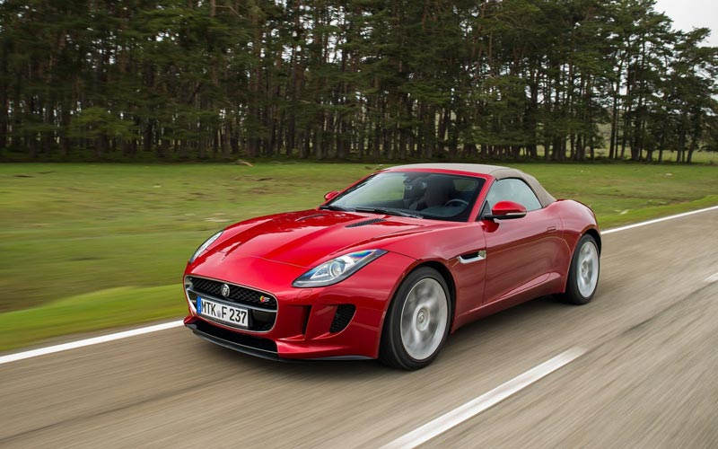 Фото Jaguar F-Type