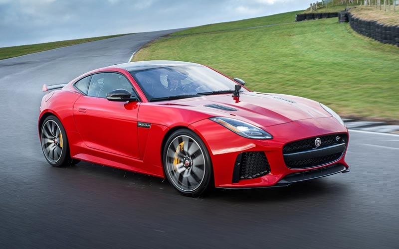 Фото Jaguar F-Type Coupe
