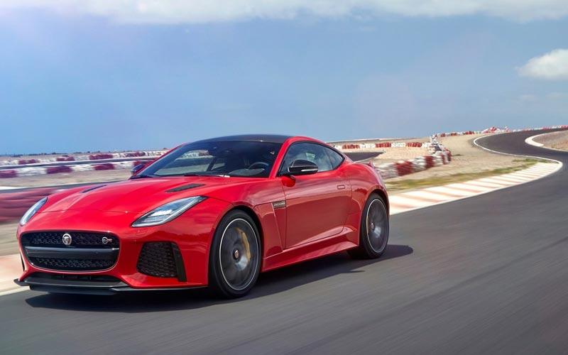 Фото Jaguar F-Type Coupe