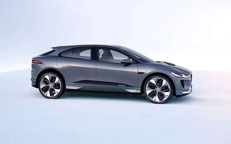 Фото Jaguar I-Pace Concept