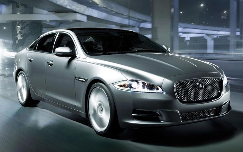 Фото Jaguar XJ  (2010-2015)