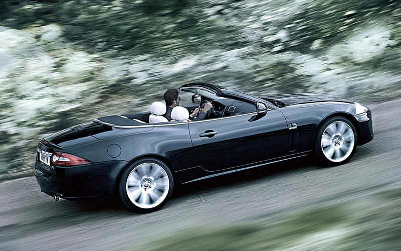 Фото Jaguar XKR Convertible