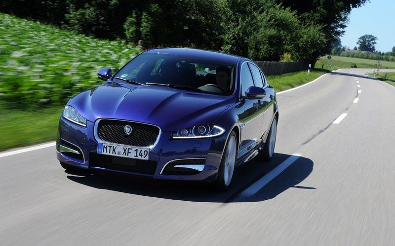 Фото Jaguar XF  (2011-2015)