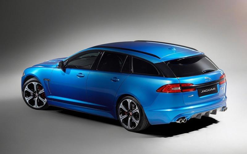Фото Jaguar XFR-S Sportbrake