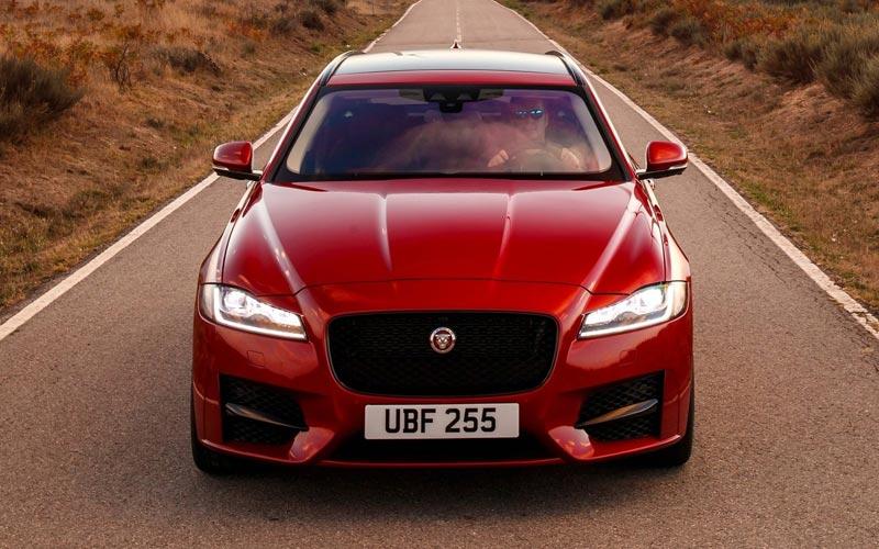 Фото Jaguar XF Sportbrake