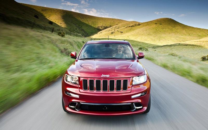 Фото Jeep Grand Cherokee SRT8  (2011-2013)