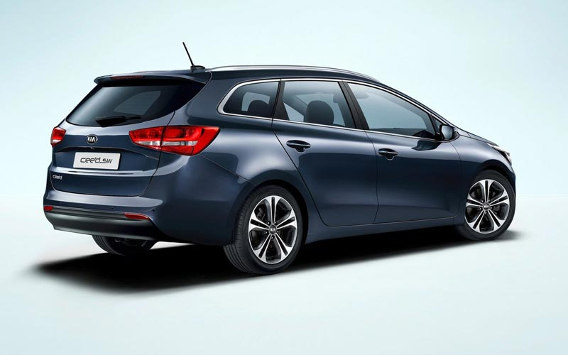 Фото Kia Ceed Sporty Wagon