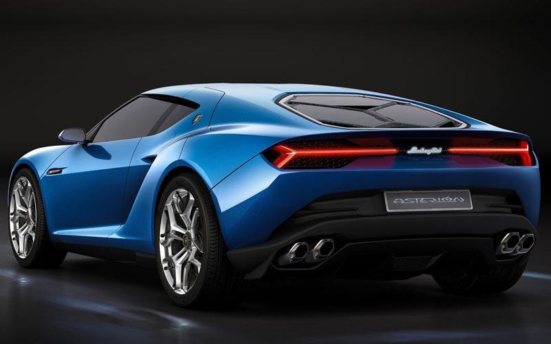 Фото Lamborghini Asterion