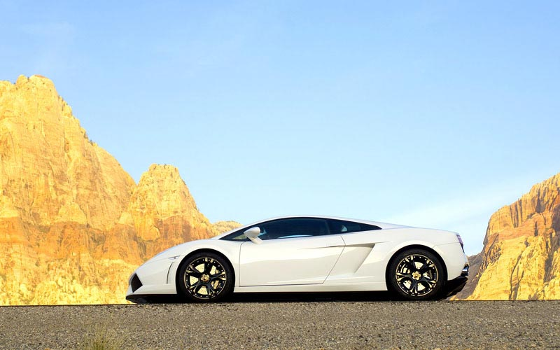 Фото Lamborghini Gallardo LP560-4