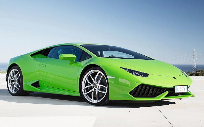 Фото Lamborghini Huracan