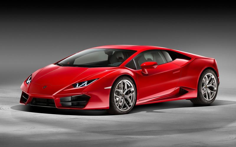 Фото Lamborghini Huracan LP580-2