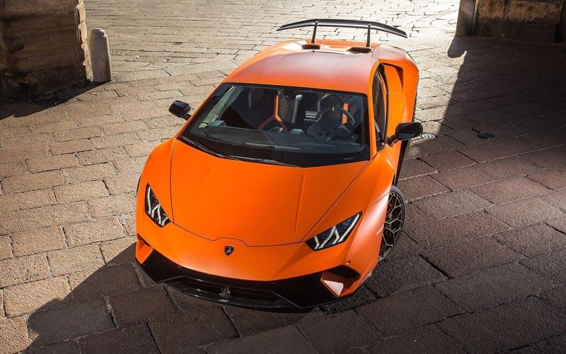 Фото Lamborghini Huracan Perfomante