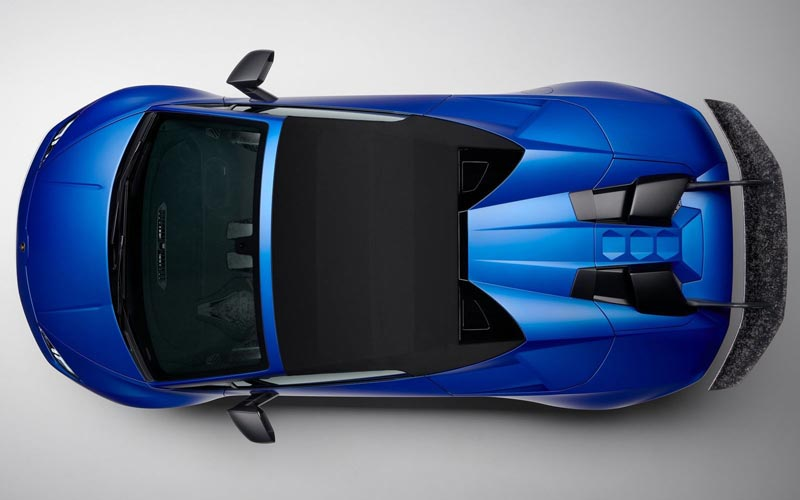 Фото Lamborghini Huracan Perfomante Spyder