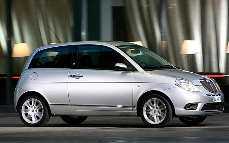 Фото Lancia Ypsilon  (2007-2010)