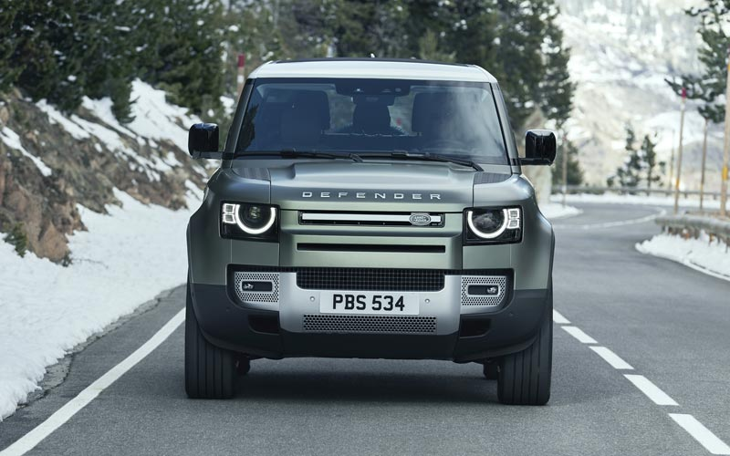 Фото Land Rover Defender 90