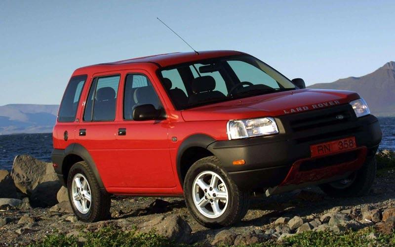 Фото Land Rover Freelander  (1997-2003)