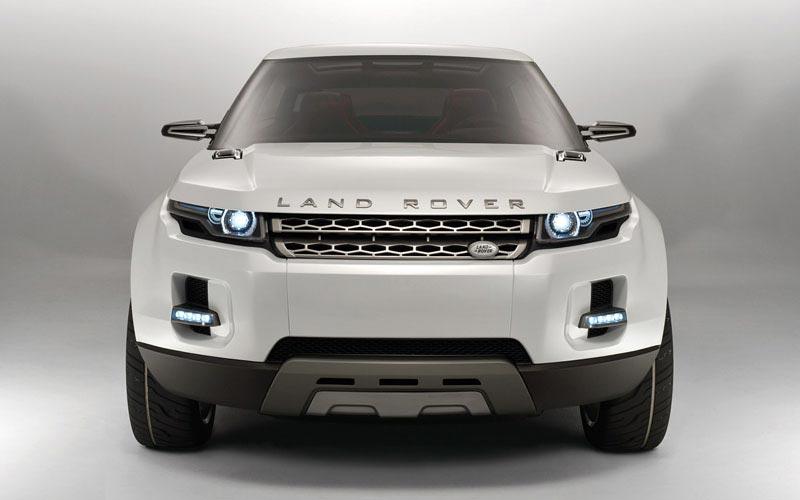 Фото Land Rover LRX