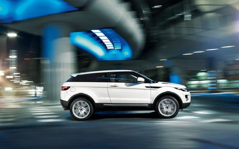 Фото Range Rover Evoque Coupe  (2011-2015)