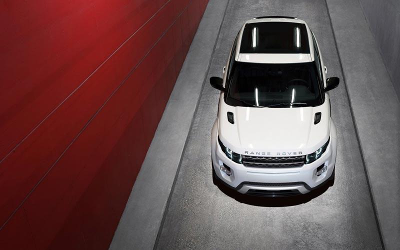 Фото Range Rover Evoque Coupe  (2011-2015)