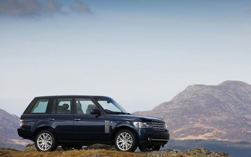 Фото Land Rover Range Rover  (2009-2012)