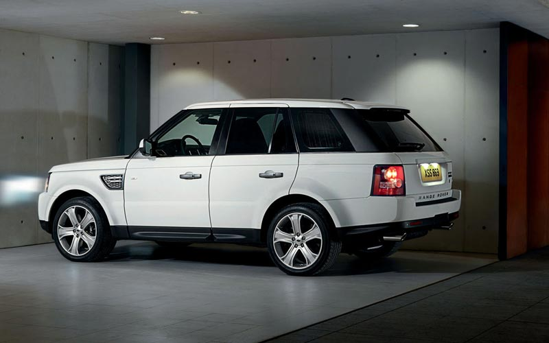 Фото Land Rover Range Rover Sport  (2009-2013)