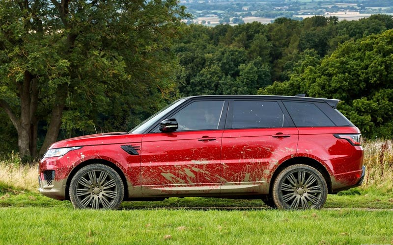 Фото Land Rover Range Rover Sport