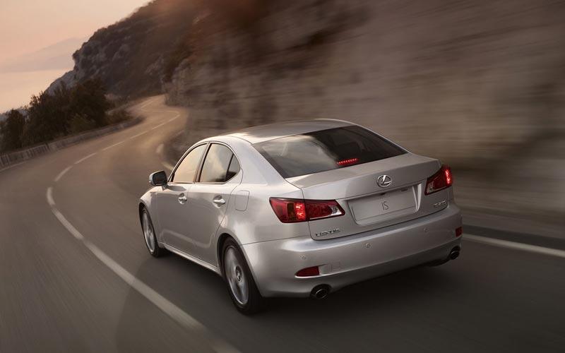 Фото Lexus IS  (2009-2013)