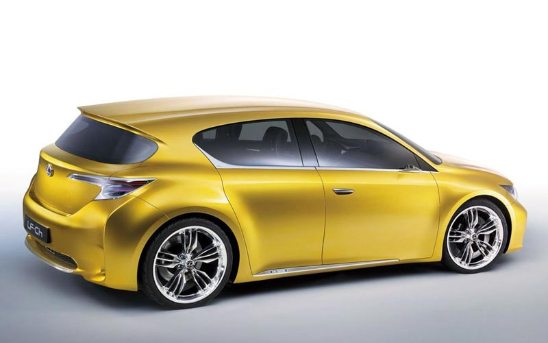 Фото Lexus LF-Ch Concept