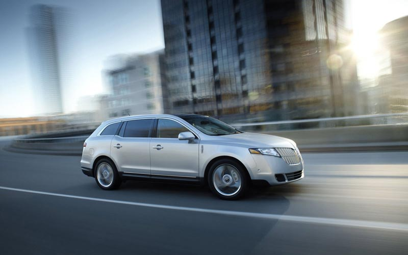 Фото Lincoln MKT