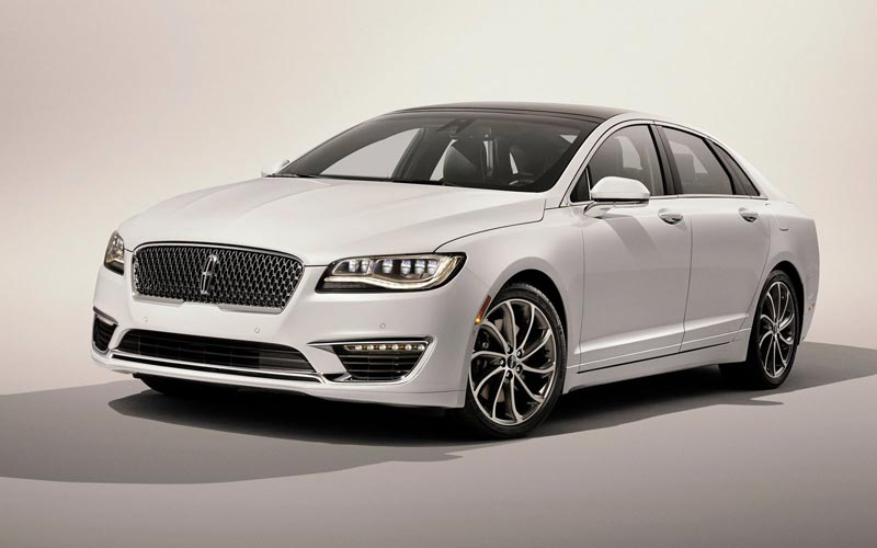 Фото Lincoln MKZ