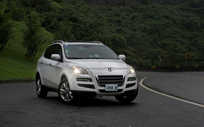 Фото Luxgen 7 SUV