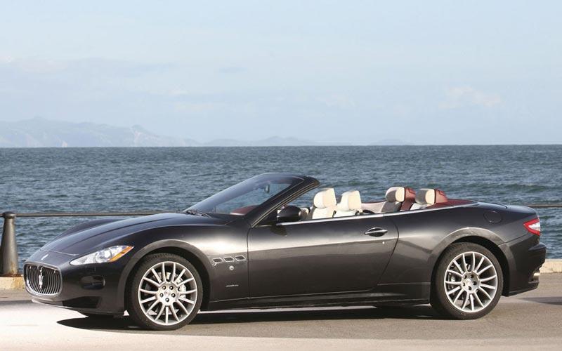Фото Maserati GranCabrio