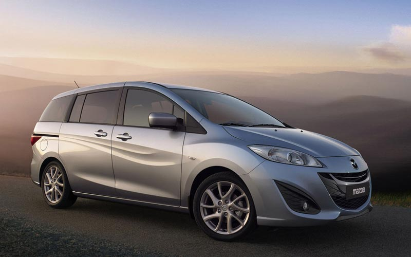Фото Mazda 5