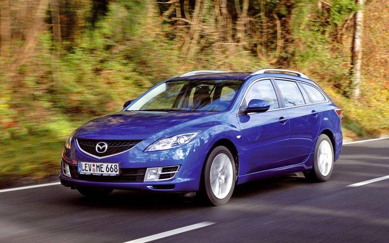 Фото Mazda 6 Wagon  (2007-2009)