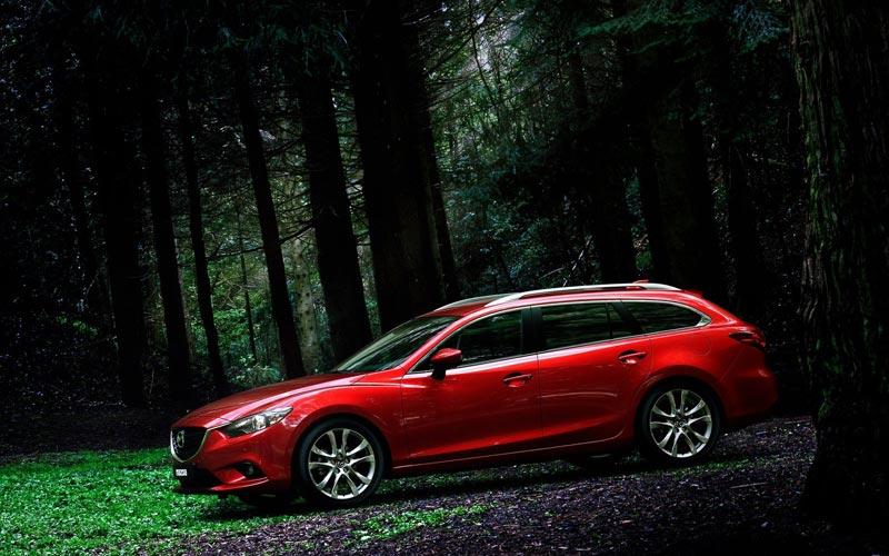 Фото Mazda 6 Wagon  (2012-2015)