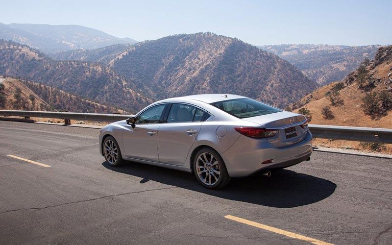 Фото Mazda 6