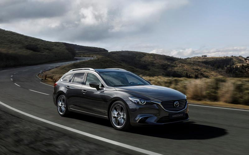 Фото Mazda 6 Wagon