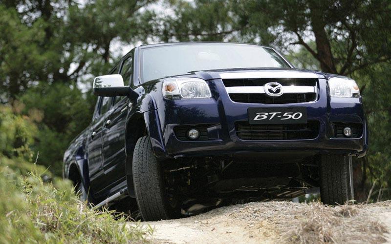 Фото Mazda BT-50  (2007-2011)