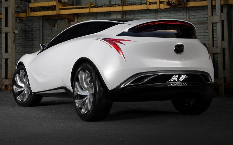 Фото Mazda Kazamai