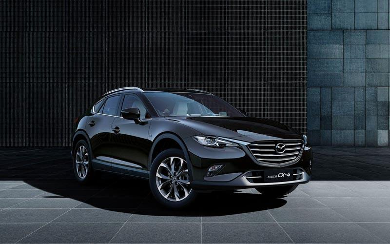 Фото Mazda CX-4