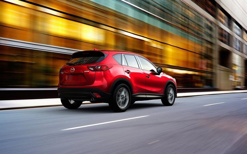 Фото Mazda CX-5  (2015-2017)