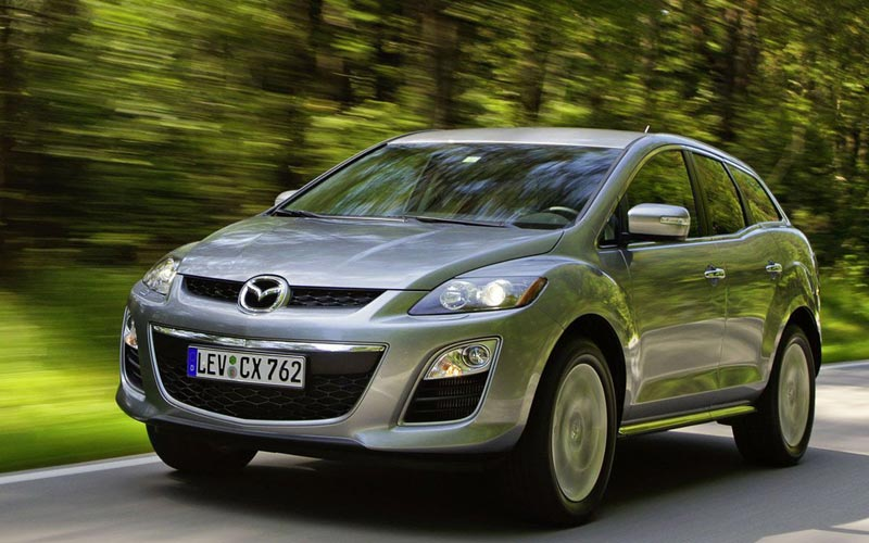 Фото Mazda CX-7