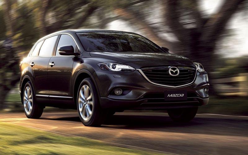 Фото Mazda CX-9  (2012-2016)