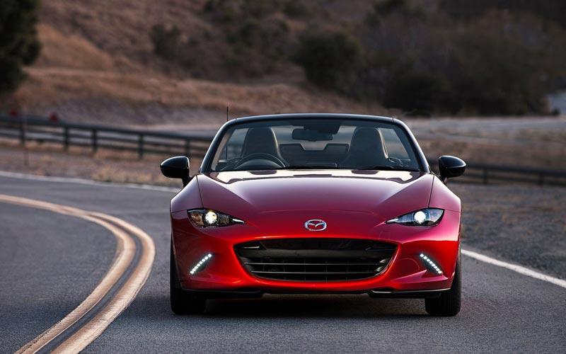 Фото Mazda MX-5