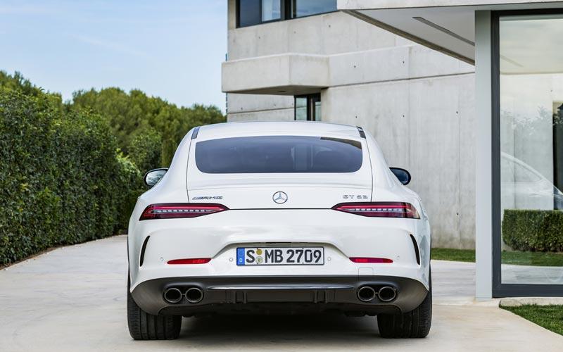 Фото Mercedes AMG GT53 4-Door Coupe