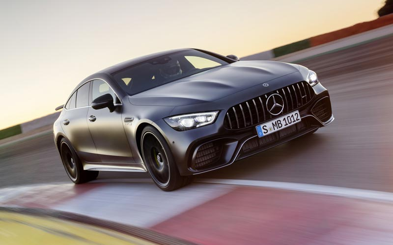 Фото Mercedes AMG GT63 4-Door Coupe