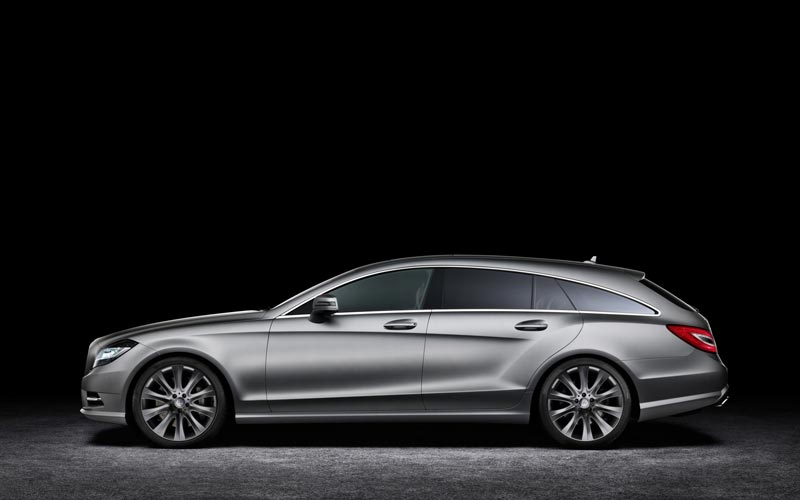 Фото Mercedes CLS Shooting Brake  (2012-2014)