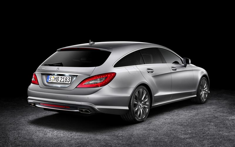 Фото Mercedes CLS Shooting Brake  (2012-2014)
