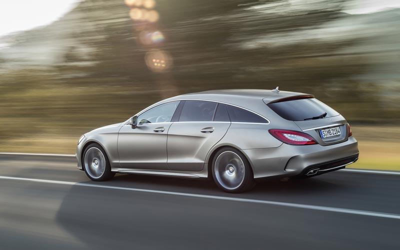 Фото Mercedes CLS Shooting Brake