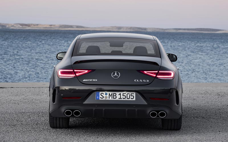 Фото Mercedes CLS 53 AMG